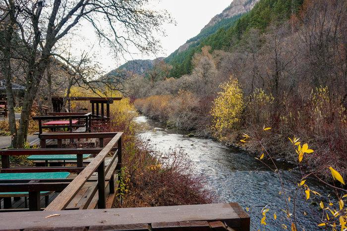Oaks-river