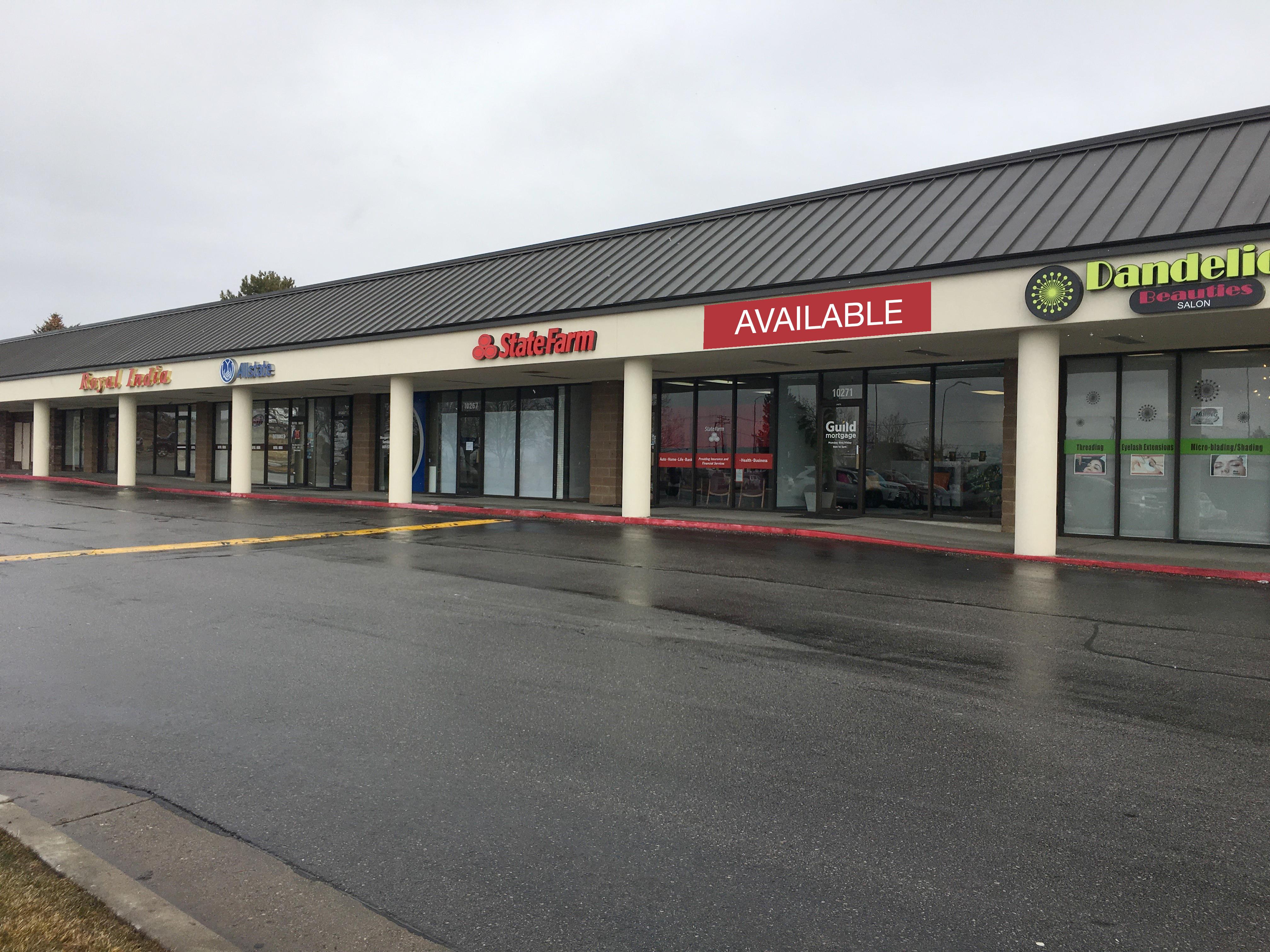 Alta View Shopping Center