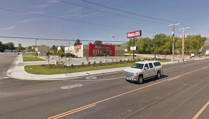 O'Reilly Auto Parts w/ Excess Land and Cell Tower Investment