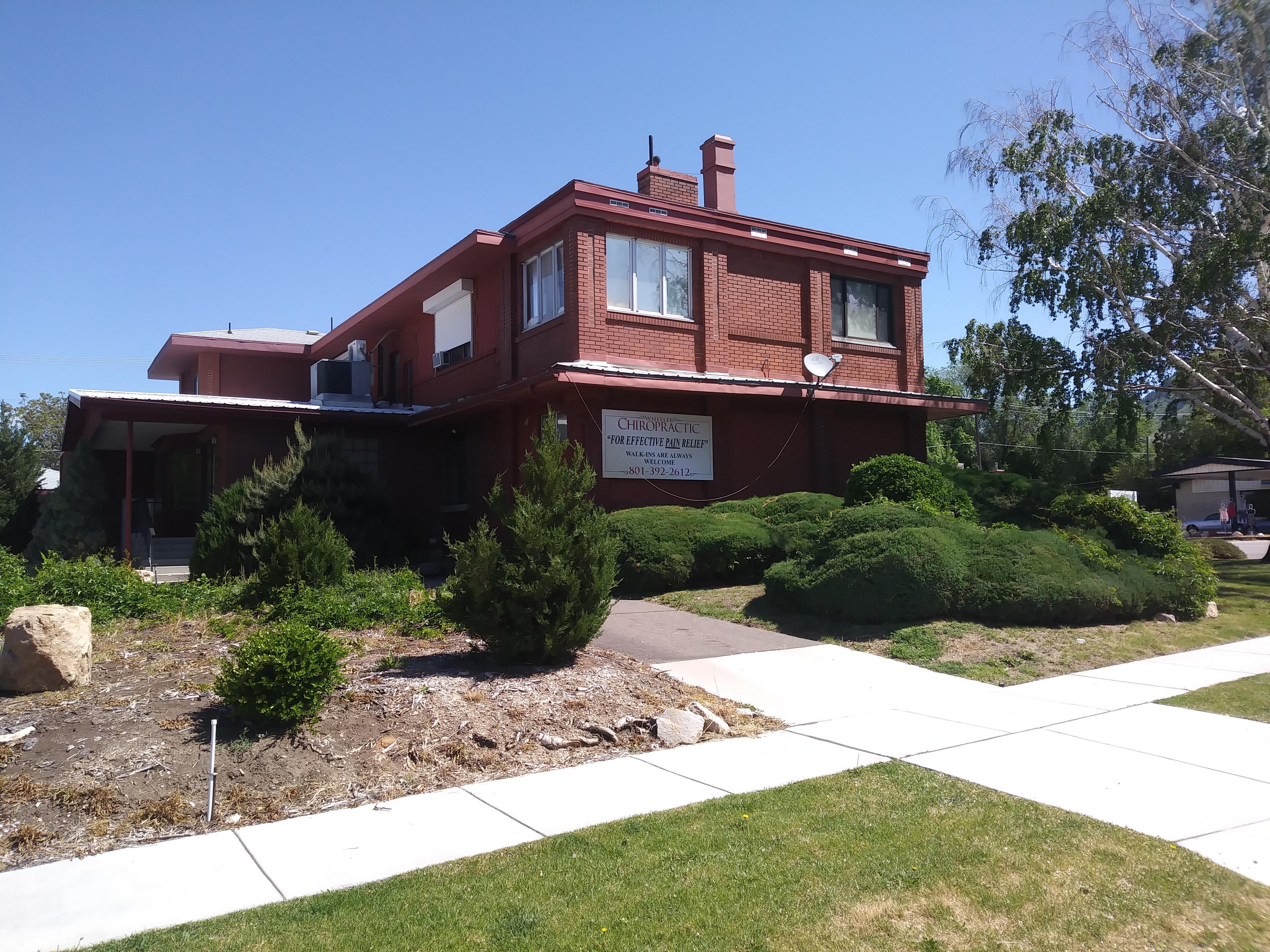 Wheeler Chiropractic Building